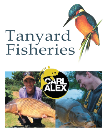 Tanyard Fisheries fished by Carl and Alex